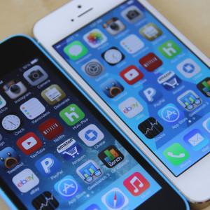 Apple iPhone 5S vs iPhone 5C Comparison