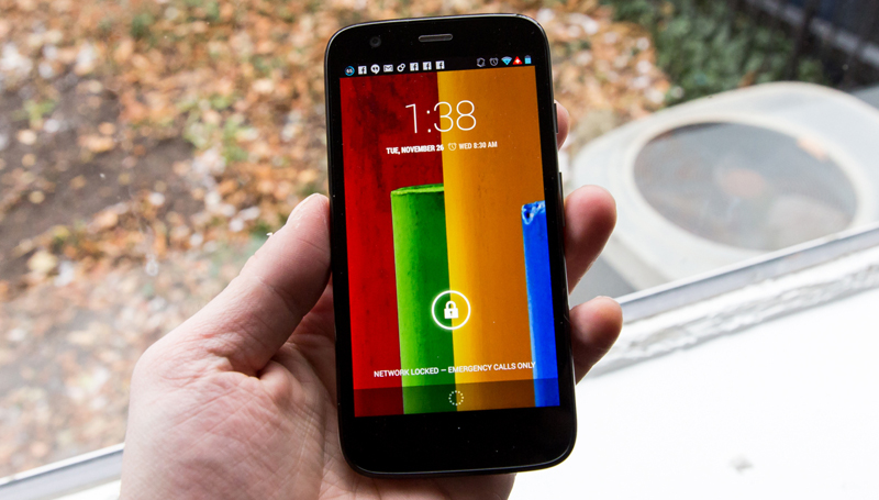 Motorola Moto G Tech Specs and Features