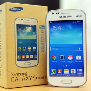 Samsung Galaxy S Duos 2 Full Phone Tech Specs and Features