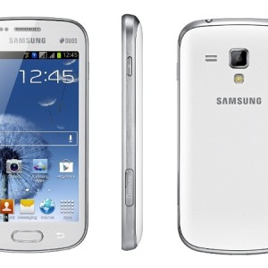 Samsung Galaxy S Duos Full Phone Tech Specs and Features