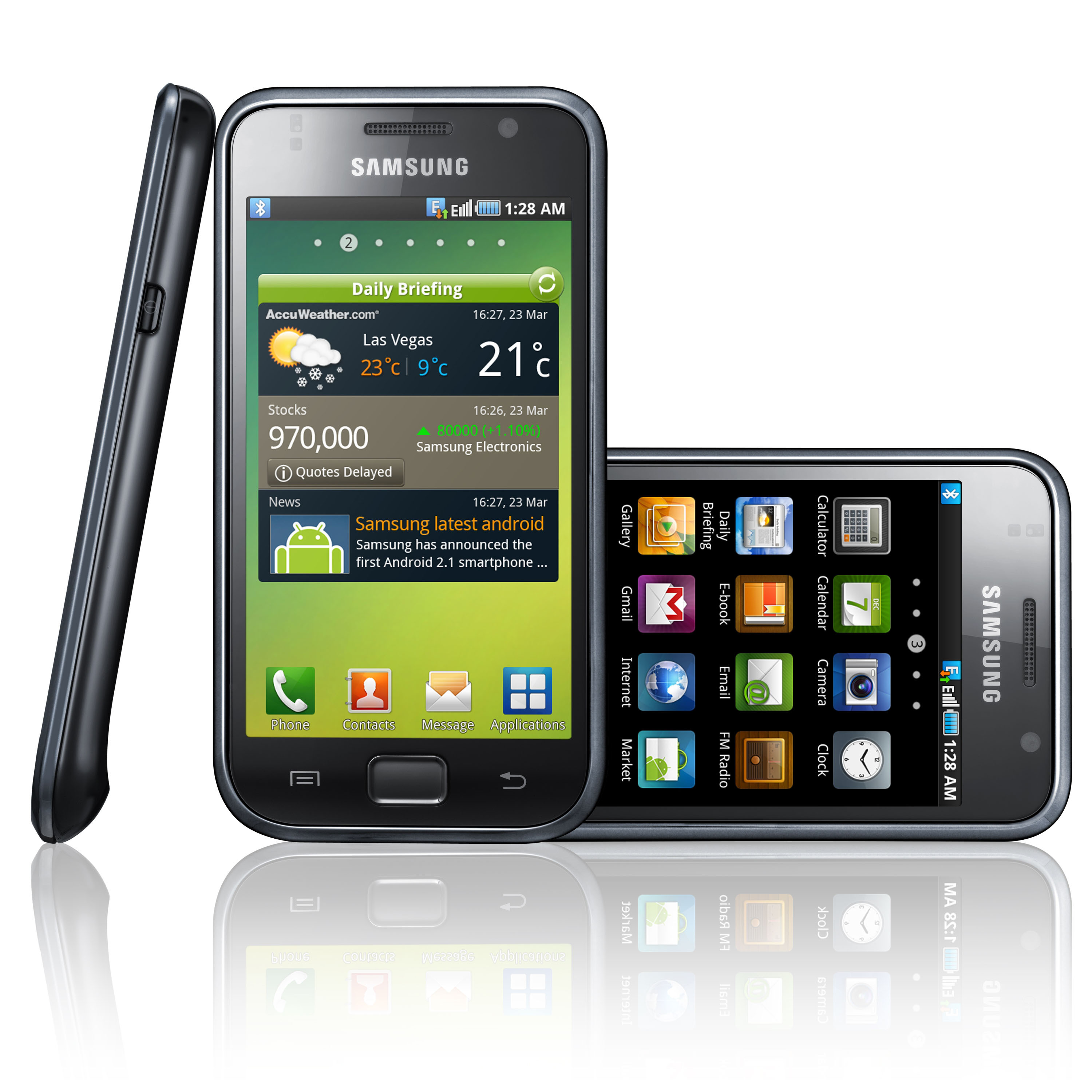 samsung galaxy s i9000 specifications price and features gadgets