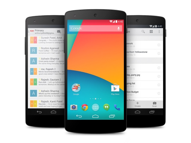 LG  Google Nexus 5 Specifications Price Inside