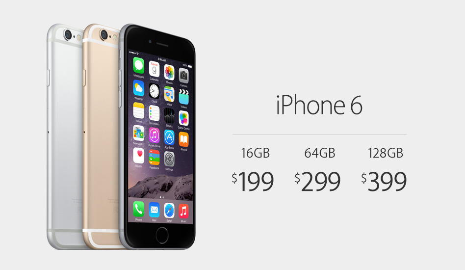 Apple iPhone 6 Specifications Price Features